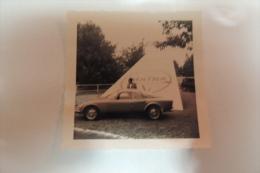 CECI N EST PAS UNE CARTE POSTALE / PHOTOGRAPHIE DES 24 HEURES DU MANS 1950/1960 MATRA AUTOMOBILE / VOITURE DE SPORT - Le Mans
