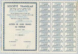 Société Translaf - Transports