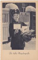 MIL131  --  DEUTSCHLAND  --   POSTMAN  --  1942 - Weltkrieg 1939-45
