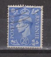Engeland United Kingdom, Great Britain, Angleterre, Bretagne, King George VI, SG 489, Y&T Used - 1902-1951 (Koningen)