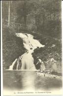 Environs De Plombieres La Cascade De Faymont - Plombieres Les Bains