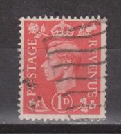 Engeland United Kingdom, Great Britain, Angleterre, Bretagne, King George VI, SG 486, Y&T Used - 1902-1951 (Koningen)