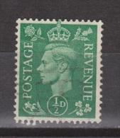 Engeland United Kingdom, Great Britain, Angleterre, Bretagne, King George VI, SG 485, Y&T Used - 1902-1951 (Koningen)