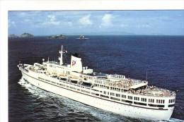 MERMOZ - Dampfer