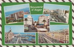 3AE1456 SOUVENIR D'ALGER MULTI VUES  2    SCANS - Alger