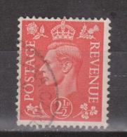 Engeland United Kingdom, Great Britain, Angleterre, Bretagne, King George VI, SG 507, Y&T Used - 1902-1951 (Koningen)