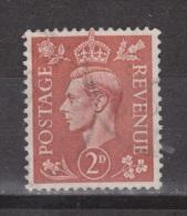 Engeland United Kingdom, Great Britain, Angleterre, Bretagne, King George VI, SG 506, Y&T Used - 1902-1951 (Koningen)