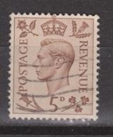 Engeland United Kingdom, Great Britain, Angleterre, Bretagne, King George VI, SG 469, Y&T Used - 1902-1951 (Koningen)