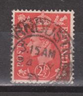 Engeland United Kingdom, Great Britain, Angleterre, Bretagne, King George VI, SG 507, Y&T Used NICE CANCEL - 1902-1951 (Koningen)