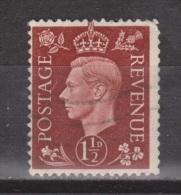 Engeland United Kingdom, Great Britain, Angleterre, Bretagne, King George VI, SG 464, Y&T Used - 1902-1951 (Koningen)