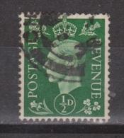 Engeland United Kingdom, Great Britain, Angleterre, Bretagne, King George VI, SG 462, Y&T Used - 1902-1951 (Koningen)