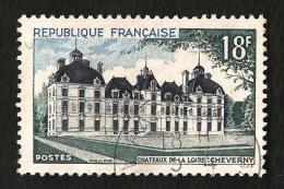 N° 980 Château De La Loire 1954 FRANCE - France