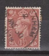 Engeland United Kingdom, Great Britain, Angleterre, Bretagne, King George VI, SG 487, Y&T Used NICE CANCEL - 1902-1951 (Koningen)
