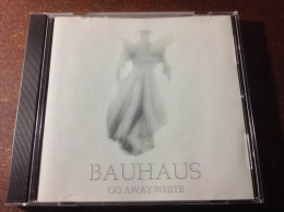 "BAUHAUS ""go Away White"" CD RUSIAN Press - Disco, Pop"