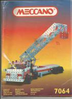 manuel de montage mecano 7064 camions de pompiers