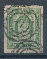 Danemark N°3a Service Dentelé 12,5 - Dienstzegels