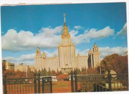 Russie  Moscou L'université - Russie
