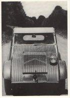 CP - Citroën 2CV Prototype - Voitures De Tourisme