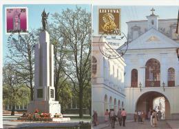 =LITAUEN  MC*2 1987 - Lithuania