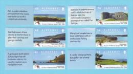 ALDERNEY 25 ANS D' ALDERNEY MER  2008 / MNH** / CV 103 - Alderney