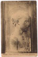 I1305 Firenze - Museo Di Nazionale - San Giovannino - Donatello / Non Viaggiata - Sculpturen