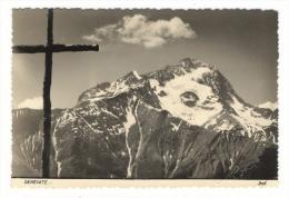 ISÈRE  /  SERENITE . . .  ( Crucifix Et Montagne ) /  Edit. ROBY  N° 301  ( Cachet Sec, En Bas à Droite ) - Autres Communes