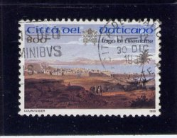 VATICAN, 1999, USED # 1109,  LAKE Of TIBERIA PALESTINE HOLY PLACES,  USED - Vatican