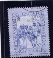 VATICAN, 1998, USED # 1092, TRAVEL Of JEAN PAUL 11 : POLAND  ,  USED - Vatican