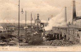ROCHE LA MOLIERE-puits Dolomieu - France