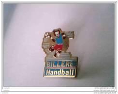 Pin´s - Sports - Handball - BILLERE - HANDBALL - 64 - - Handball