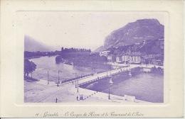 38 - GRENOBLE - Isère - Le Casque Du Néron Et Le Tournant De L'Isère - Grenoble