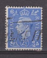 Engeland United Kingdom, Great Britain, Angleterre, Bretagne, King George VI, SG 489, Y&T Used PERFIN LL - 1902-1951 (Koningen)