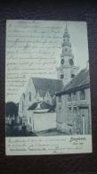 DIEGHEM - Une Rue  En 1902 - Diegem