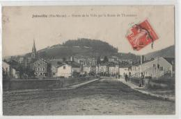 CPA - 52 - Joinville - Entrée Par La Route De Thonnance - Joinville