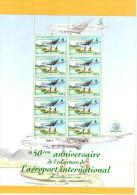 50 ème Anniversaire De L'ouverture De L'aéroport International - Polynésie Française