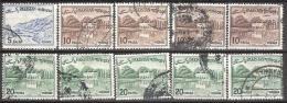 """PAKISTAN  # STAMPS FROM YEAR 1961  """"STANLEY GIBBONS 173 - 176b """""""