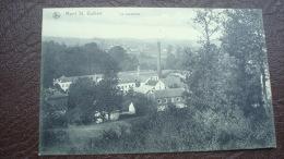 MONT ST. GUIBERT - La Papeterie En 1909 - Mont-Saint-Guibert