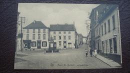 MONT ST. GUIBERT - La Grand'place - Mont-Saint-Guibert