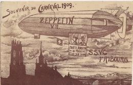 Fribourg - Carnaval 1909 - Souvenir De...