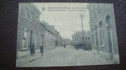 KAPELLE-OP-DEN-BOSCH - MECHELSCHE BAAN In 1924 - Kapelle-op-den-Bos