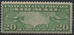 ETATS-UNIS USA Air Mail 09 ** MNH Lignes Aériennes Contractuelles C.A.M. - Air Mail