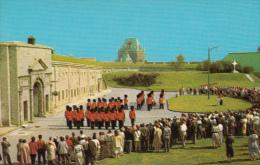 Québec - La Citadelle - Change Of The Guards - Royal 22e Regiment - Military - Animation - Unused - Québec - La Citadelle