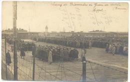 Soltau - Camp De Prisonniers De Guerre De Soltau (Havovre) - Appel - Weltkrieg 1914-18