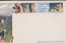 CPA:Art Nouveau:Pock Alexander (P. Et K.): Malepartus : IX/5 - Illustrateurs & Photographes