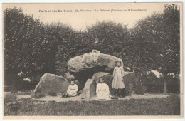 92 - MEUDON - Le Dolmen (Terrasse De L'Observatoire) - Paris Et Ses Environs 69 - Meudon
