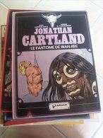 JONATHAN CARTLAND T3 LE FANTOME DE WAH-KEE    LAURENCE HARLE  BLANC DUMONT  DARGAUD - Jonathan Cartland