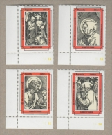 UGANDA SCOTT MINT N H # 1164-71 PART 2  ( CHRISTMAS 1993 - Uganda (1962-...)