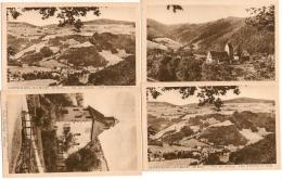 4 CPA SAINTE MARIE AUX MINES - Sainte-Marie-aux-Mines