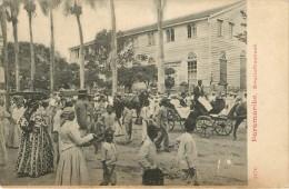 Surinam : Paramaribo - Bruiloftsstoet - Surinam