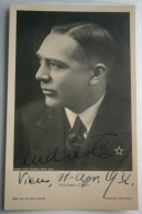 Andreo Cseh -  Origial Signed / Autograph , Wien `32  - Unused Postcard - Acteurs
